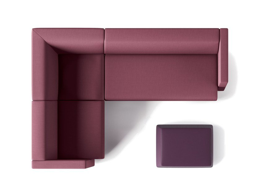 Sectional sofa TRES | Sectional sofa by Arte & D