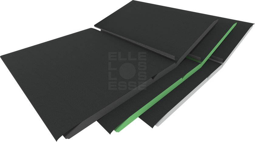 Insulation system for special application TREVEN PAN BISETTRICE by ELLE ESSE