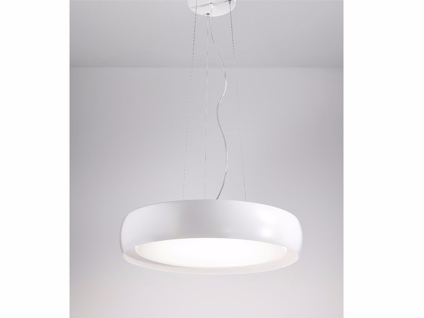 Glass pendant lamp TREVISO | Pendant lamp by Ailati Lights