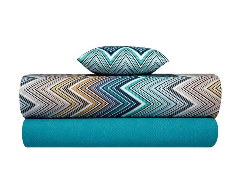 Multi-colored bedding set TREVOR by MissoniHome