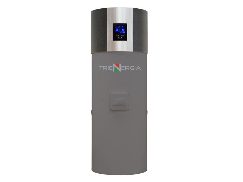Boiler for solar heating system TRI-BE by Trienergia