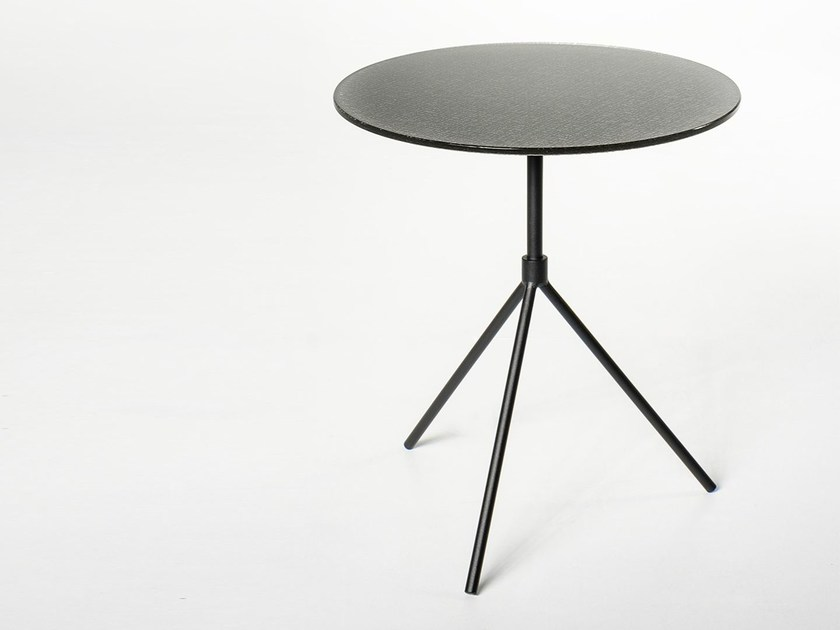 Round coffee table TRIBECA by Elli Design