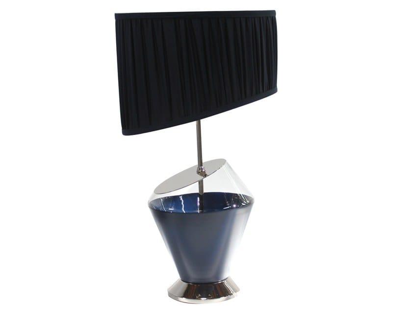 Lampada da comodino in ottone TRIBECA | Lampada da tavolo by Creativemary