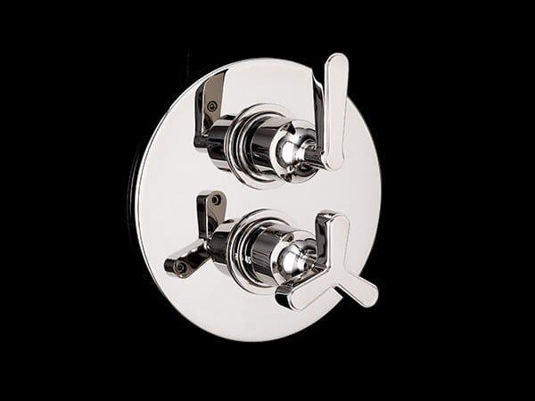 Thermostatic shower mixer TRIBECA | Thermostatic shower mixer by Devon&Devon