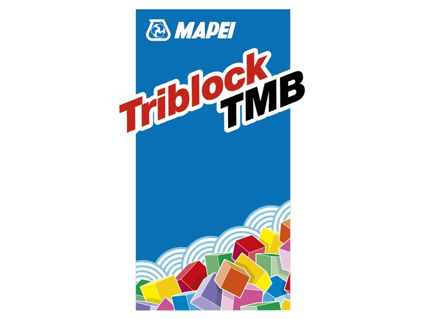 Self-levelling screed TRIBLOCK TMB by MAPEI