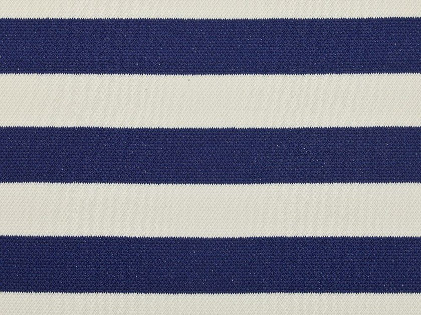 Striped Outdoor fabric TRICOT RAYURE by Dedar
