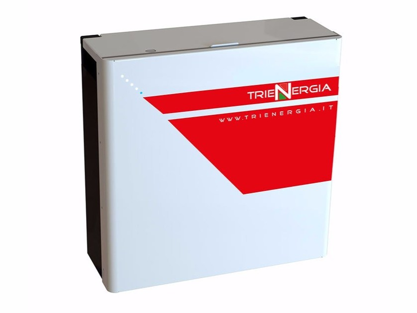 Lithium battery TRIENERGIA BATTERY by Coenergia