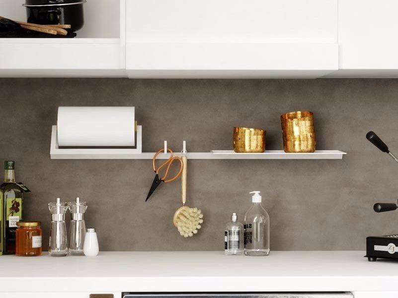 Portautensili da cucina in ghisa TRIGA SLIM By Damiano Latini