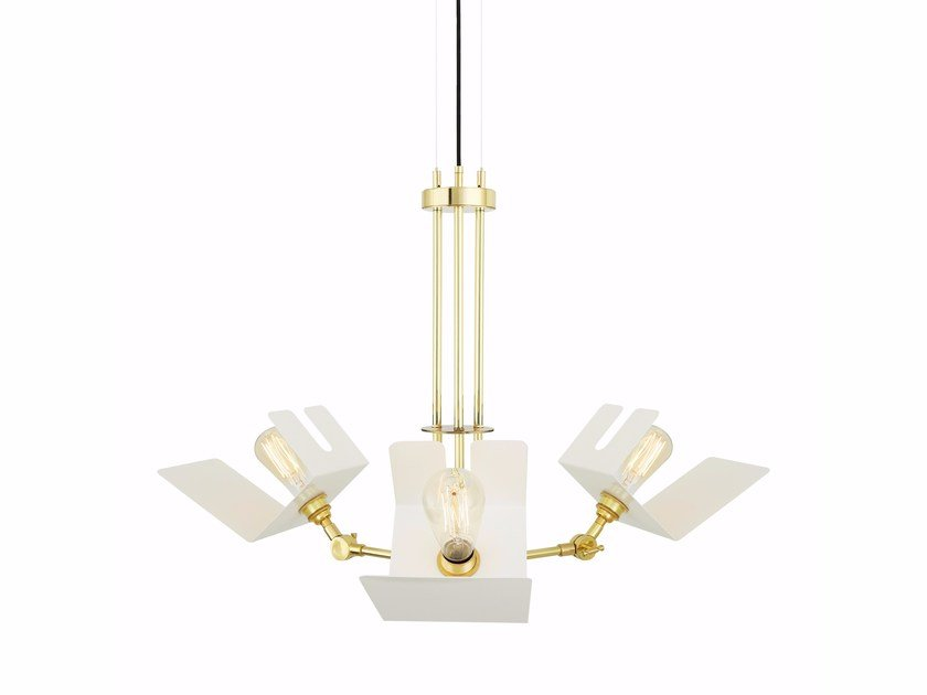 Chandelier TRIKALA by Mullan Lighting