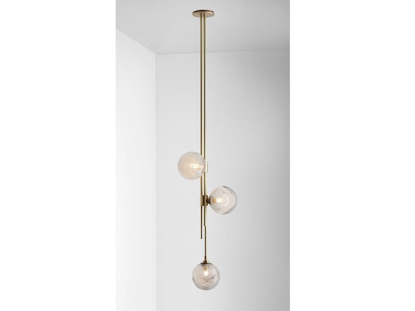 LED ceiling lamp TRILOGY | Ceiling lamp by Articolo Lighting