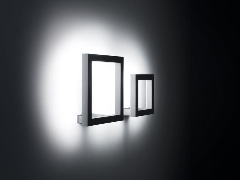 Applique per esterno a LED a luce indiretta in alluminio TRIM | Applique per esterno a LED by SIMES