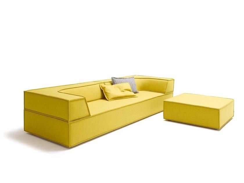 TRIO | 3 seater sofa
