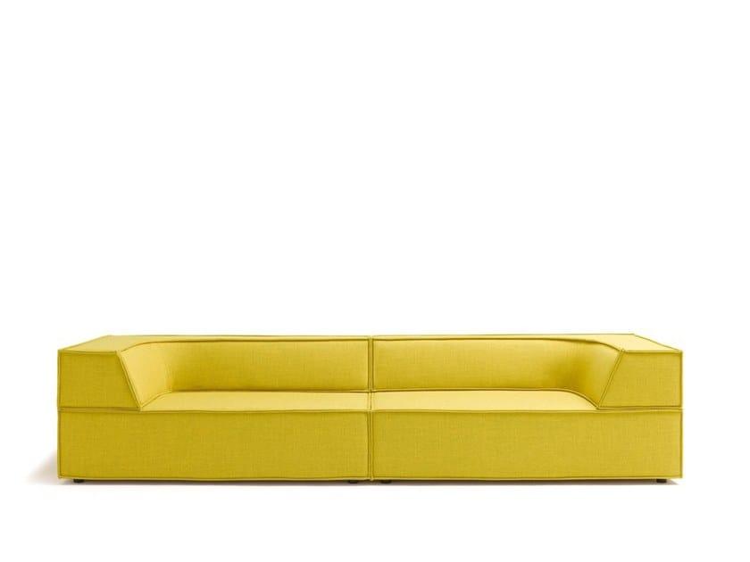 TRIO | 4 seater sofa