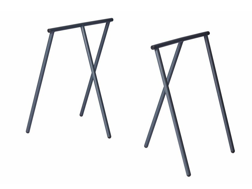 Metal trestle TRIO | Trestle by Punto Design
