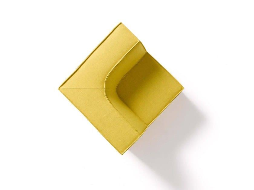 TRIO | Corner armchair