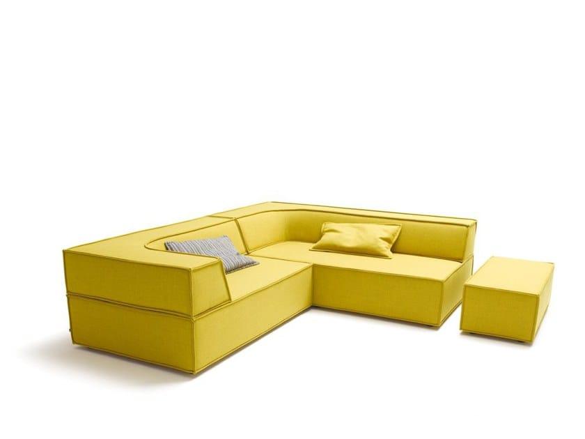 TRIO | Corner sofa
