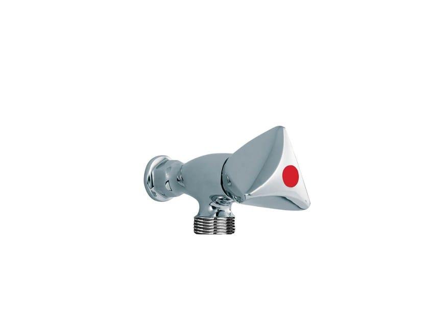 Wall-mounted 1 hole washbasin tap TRIO | Wall-mounted washbasin tap by rvb