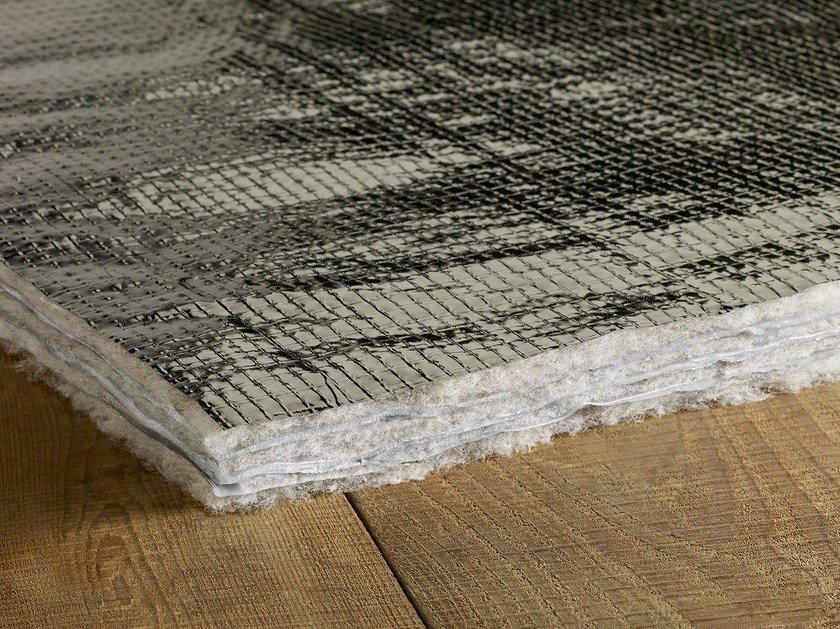 Wool thermal insulation felt TRISO-LAINE max by ACTIS