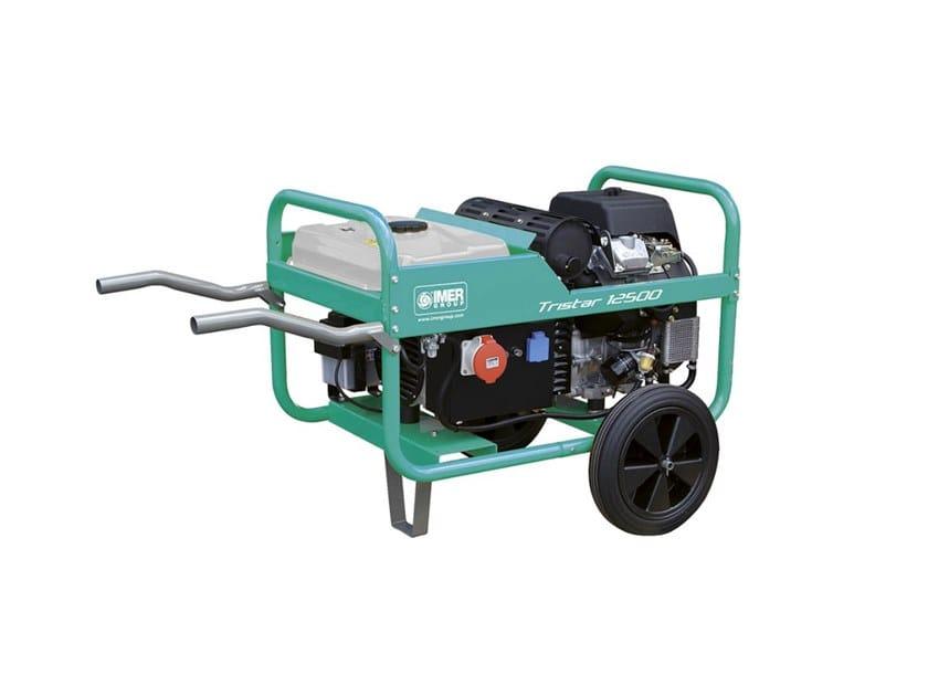 Generatore benzina TRISTAR DA 12KVA A 15KVA by IMER