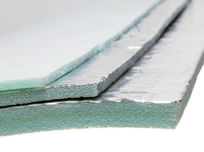 Thermal insulation for HVAC pipe TROCELLEN DUCT by Trocellen Italia