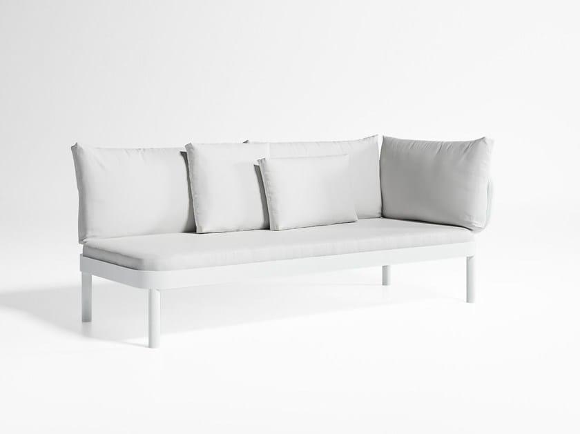Modular sofa TROPEZ 1 by GANDIA BLASCO
