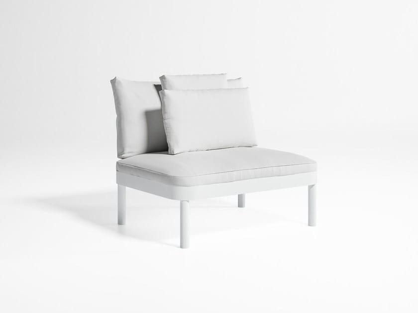 Modular sofa TROPEZ 3 by GANDIA BLASCO