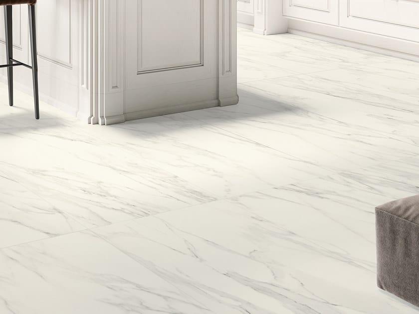 Pavimento/rivestimento in gres porcellanato effetto marmo TRUMARMI EXTRA by CERAMICA SANT'AGOSTINO