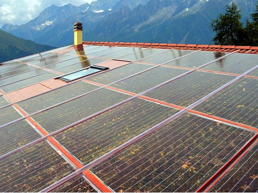 Photovoltaic module / Support for photovoltaic system TSE SYSTEM by V-energy