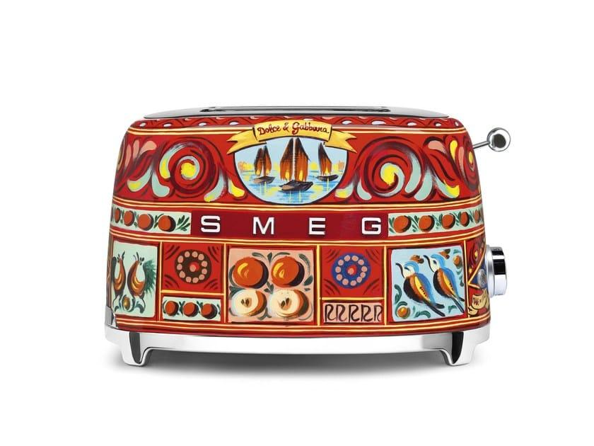 Toaster TSF01 D&G by Smeg