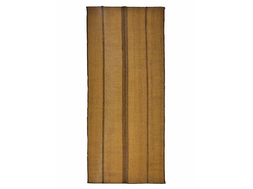 Rectangular wooden mat TUAREG ST107TU by AFOLKI