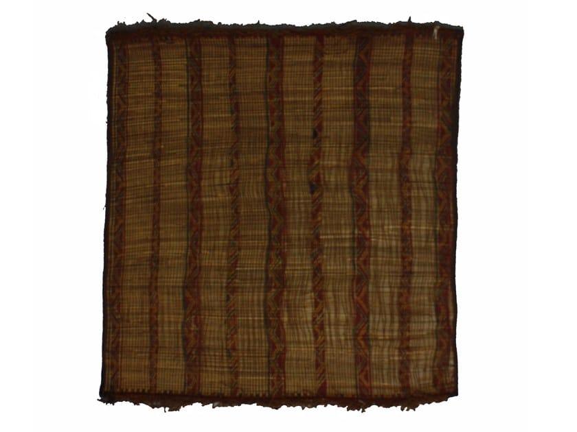 Rectangular wooden Mat TUAREG ST27TU by AFOLKI