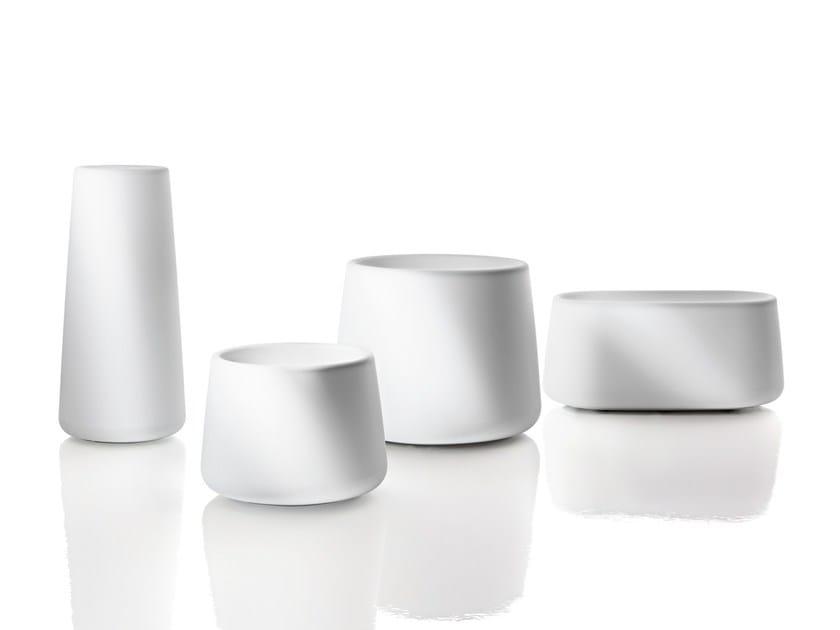 TUBBY | Vaso in polietilene