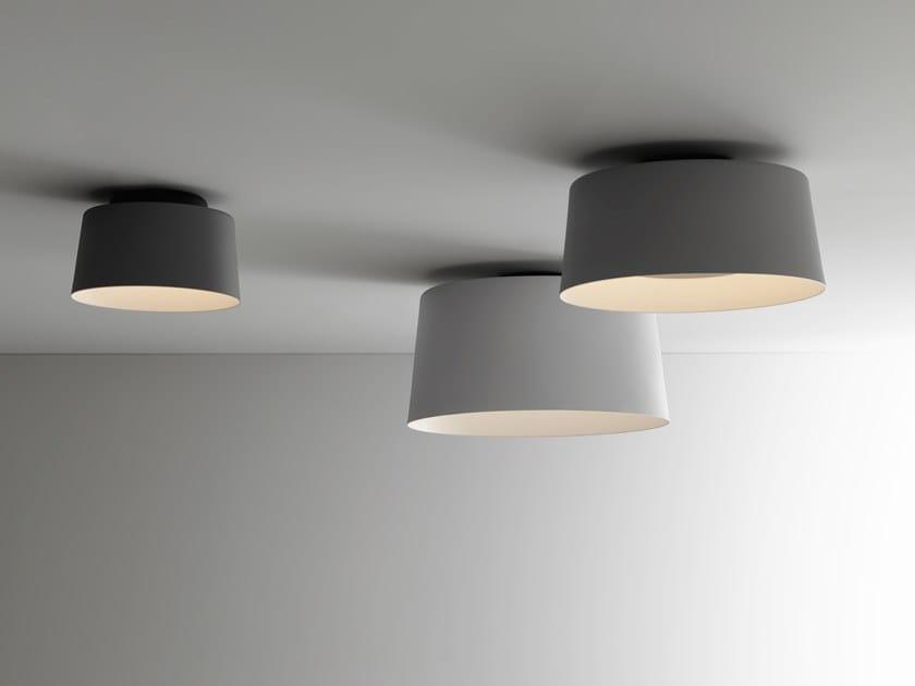 Lámpara de techo LED de aluminio TUBE | Lámpara de techo by Vibia