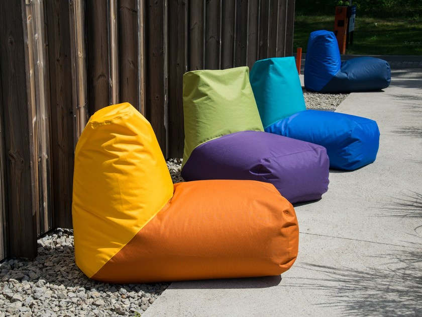 Bean bag TUBE by Pusku pusku