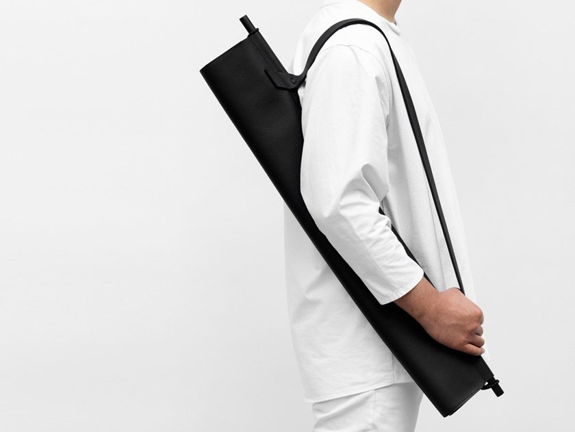 Shoulder bag for documents TUBE by YUL