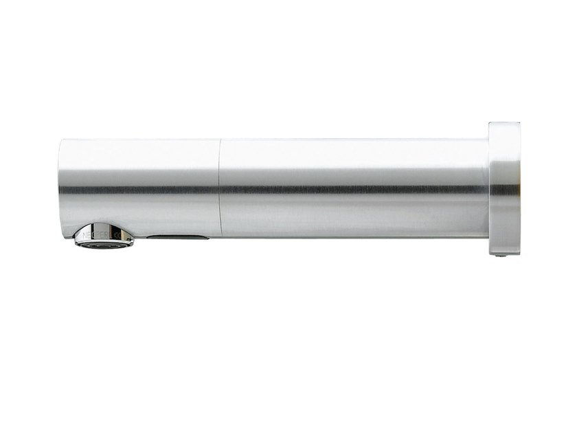 Infrared Electronic Wall-Mounted Tap for public WC TUBULAR | Tap for public WC by Stern
