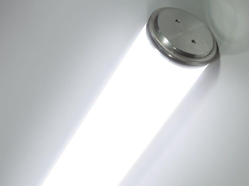 Lampada a sospensione lampada da soffitto tuboluce 7512 op metalmek