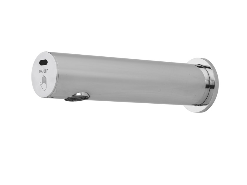 Wall-Mounted infrared Electronic Tap for public WC TUBULAR WAVE DP LE by Stern