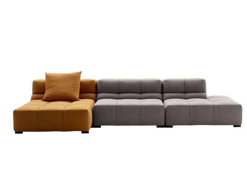 Sectional modular sofa TUFTY TIME '15 by B&B Italia