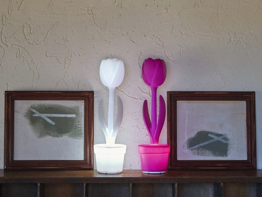 Poleasy® table lamp TULIP S by Myyour