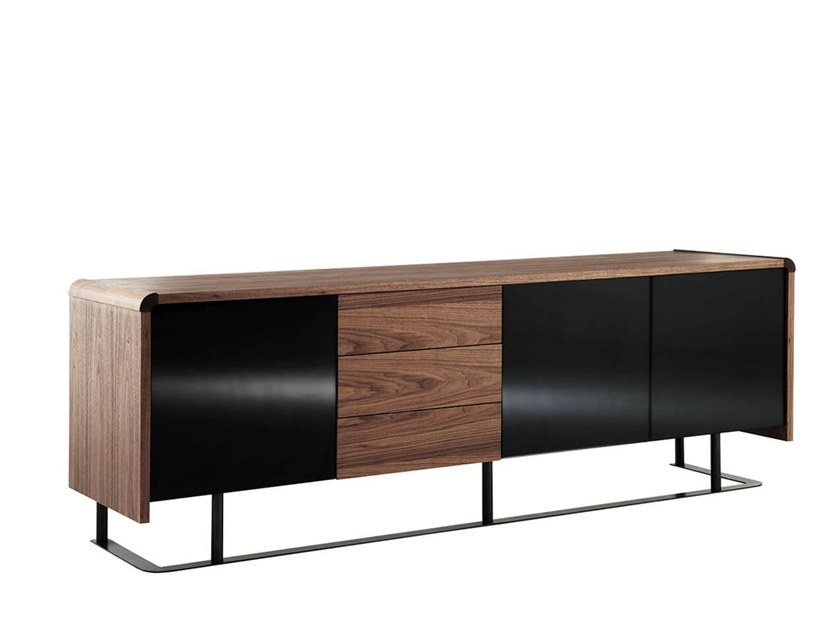 Sideboard with doors TUM by HC28