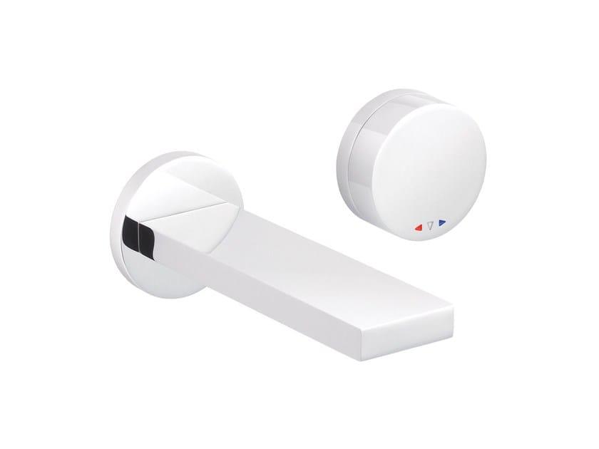 2 hole wall-mounted washbasin mixer TUNE | 2 hole washbasin mixer by rvb