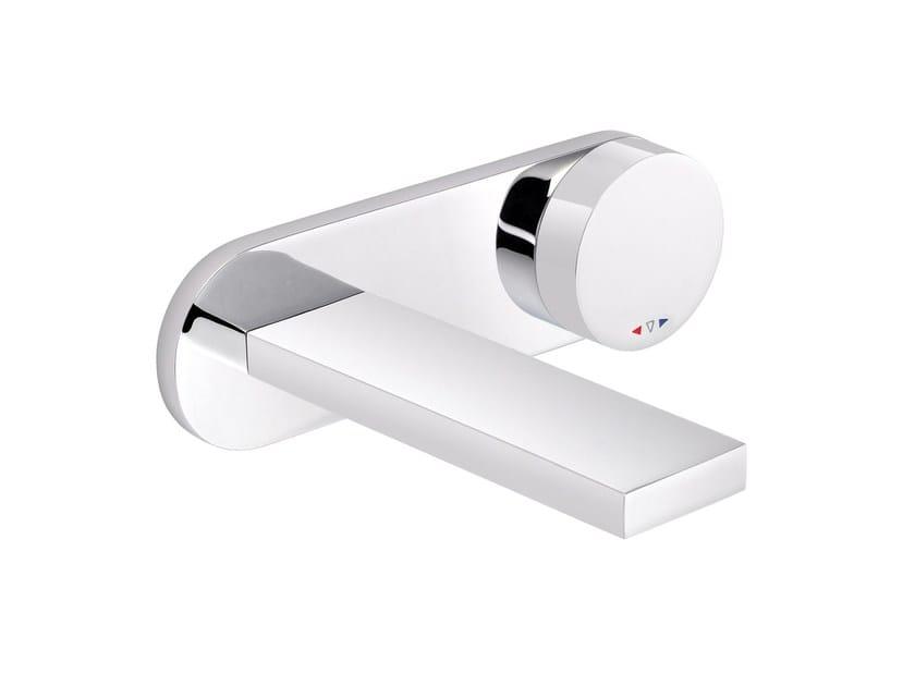 TUNE | Miscelatore per lavabo con piastra