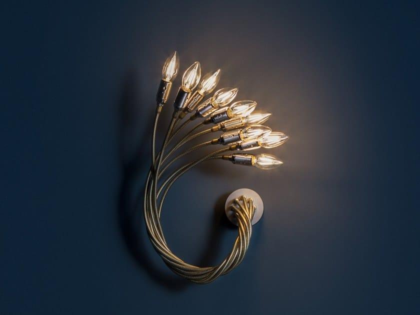 Wall lamp TURCIÙ 9 by Catellani & Smith