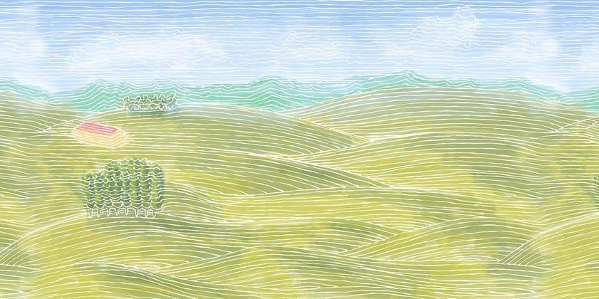 Tutte Carta Da Le Wallpepper Tuscany Per FreeEcoLavabile EtàPvc Parati qSUzVGpM