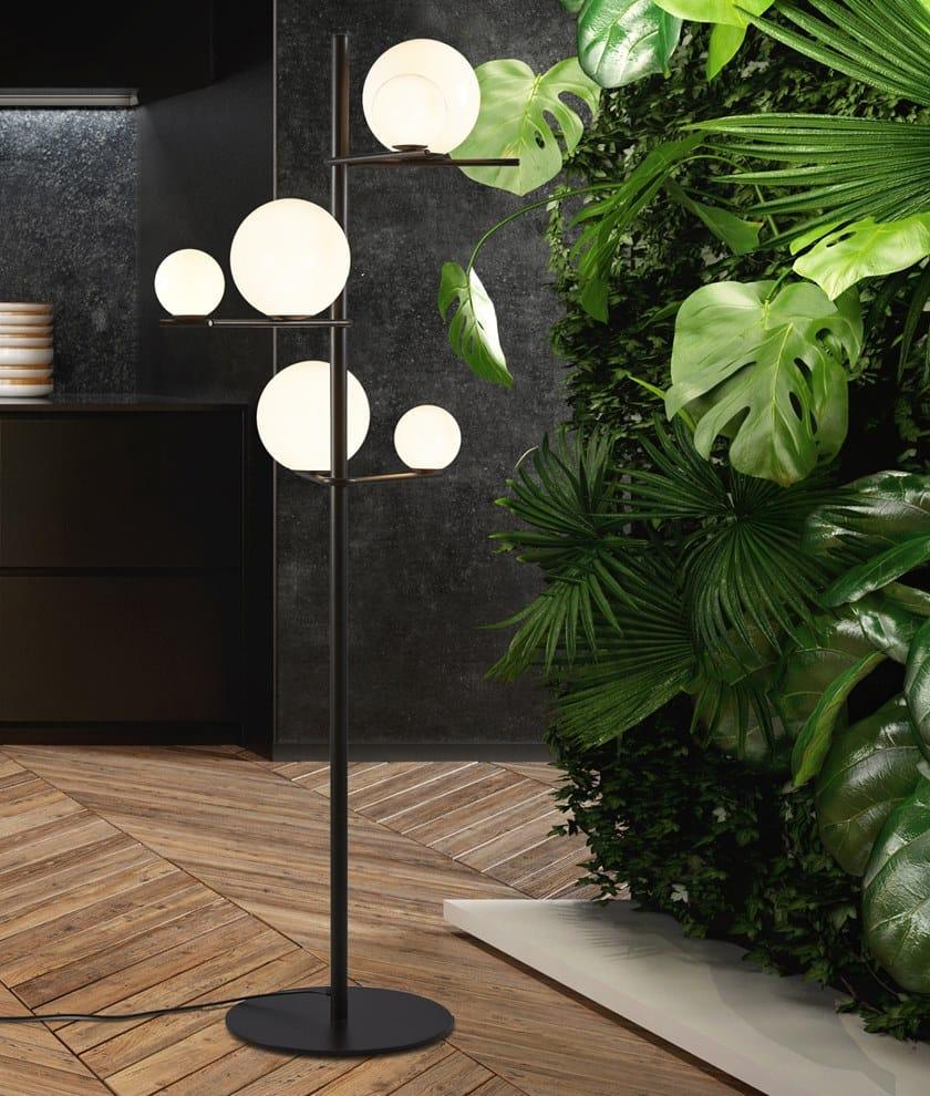 Floor lamp TUTTIFRUTTI 106/66 by Gibas