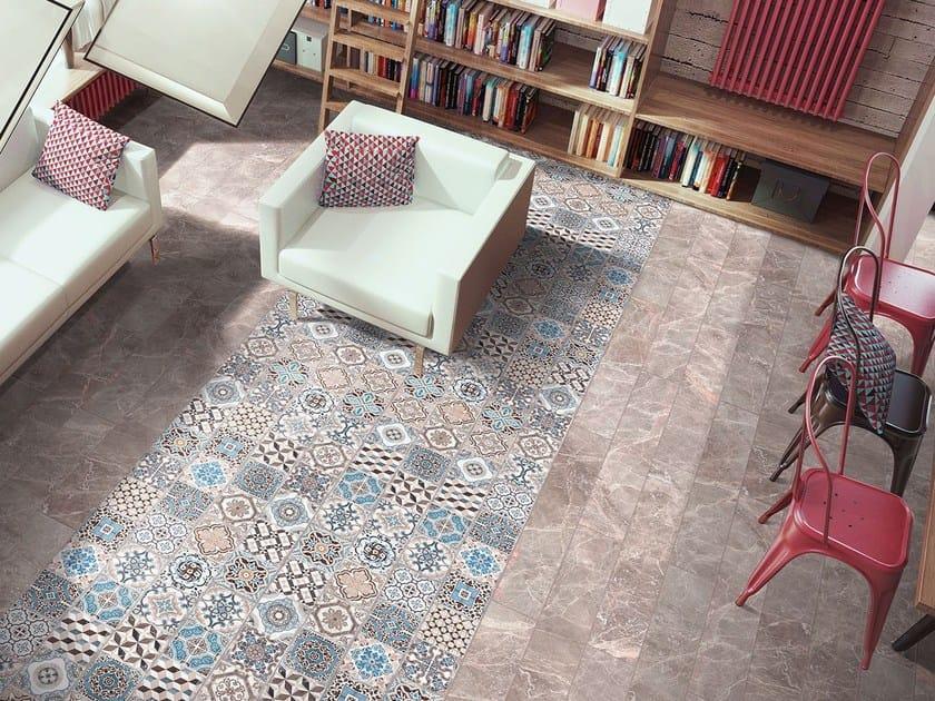 Ceramic wall/floor tiles TUVALU by Absolut Keramika