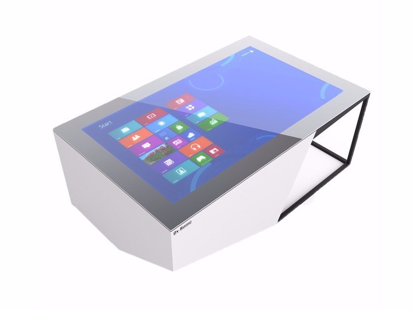 Coffee table / TV COFFEE TABLE TOUCHSCREEN by Ox-Home