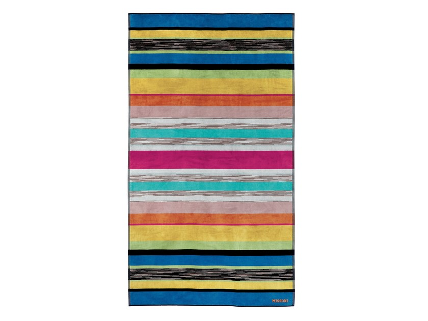 Beach towel TWAIN by MissoniHome