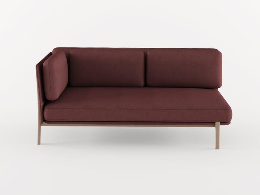 Canapé d'angle composable TWELVE CORNER - 883 by Alias